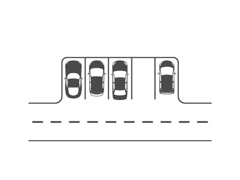 parking drogowy